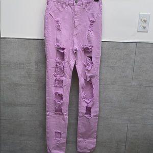 Baggage claim skinny jean